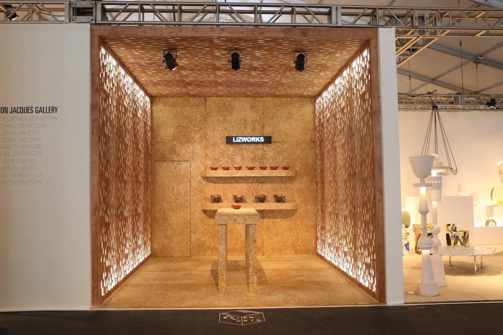 Booth at Design Miami
