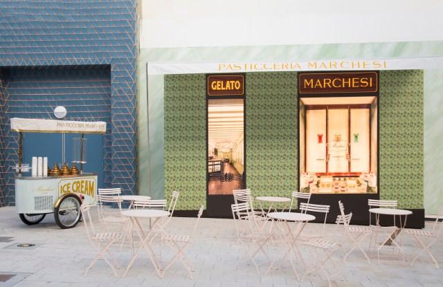 Pasticceria Marchesi_Pop up Store in Miami