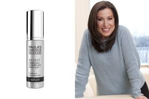 Paula's Choice Resist Omega + Complex Serum, Paula's Choice founder Paula Begoun.