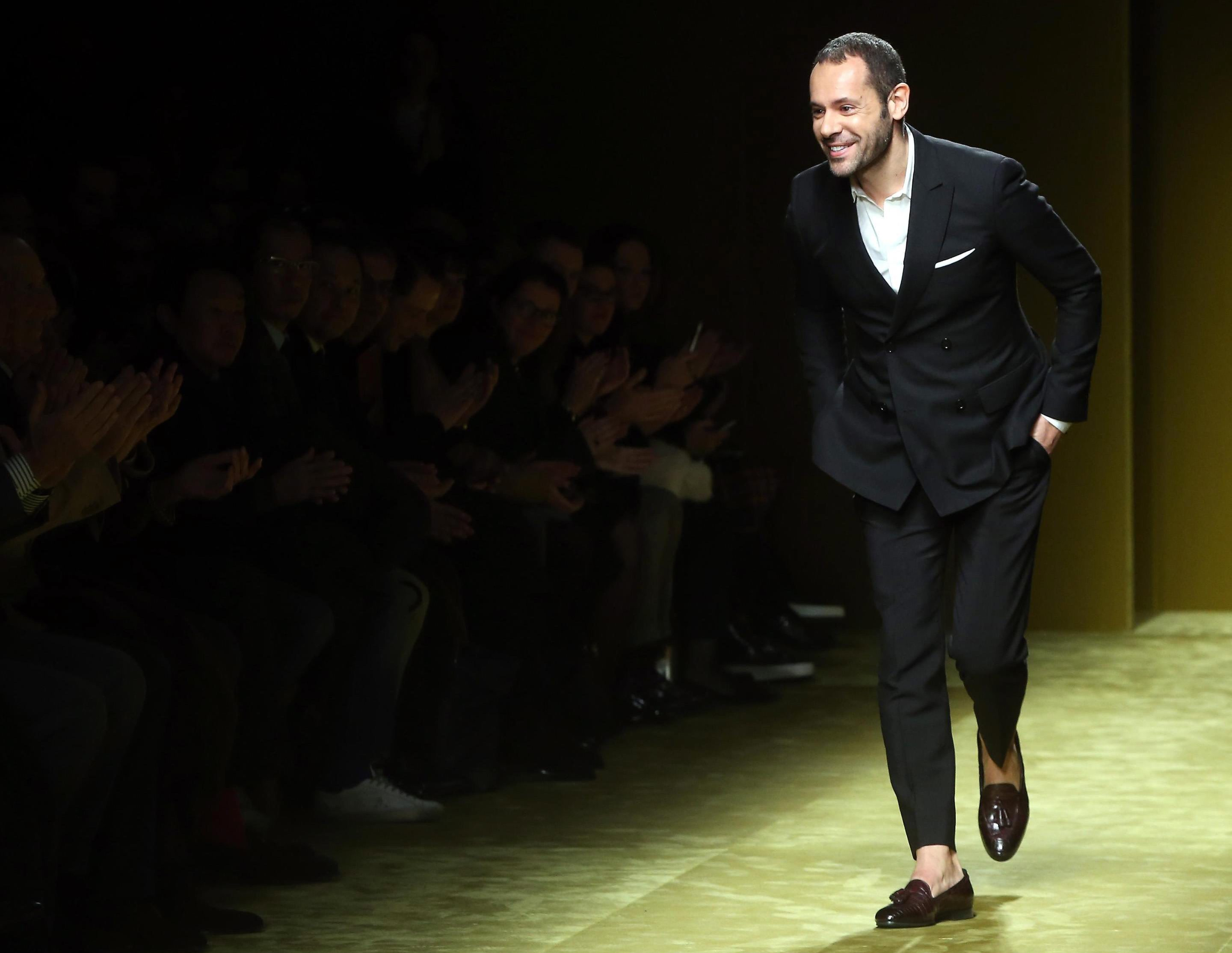 Designer Massimiliano Giornetti is the new creative director of Shanghai Tang.
