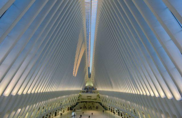 Westfield World Trade CenterWorld Trade centre, New York, USA - 07 Jun 2017