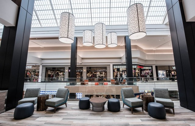 JLL-managed Rosedale Center in Roseville, Minn., underwent a two-year renovation.