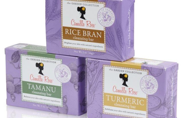 Camille Rose Facial Soaps