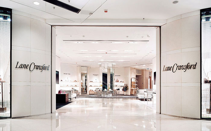 Part of the Lane Crawford Joyce Group, the department store is a key channel for brands to break into the Chinese market.