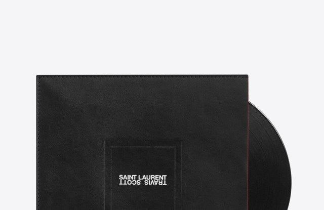 The Travis Scott Saint Laurent collaboration.