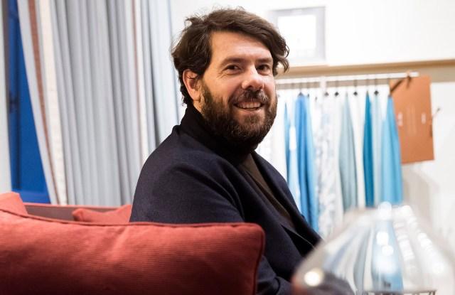 Fabio d'Angelantonio, CEO of Loro Piana.