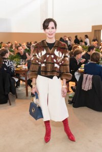 SAN FRANCISCO, CA - January 11 - Stephanie Marver attends Innovators Luncheon - FOG Design+Art on January 11th 2018 at Fort Mason Center in San Francisco, CA (Photo - Drew Altizer)