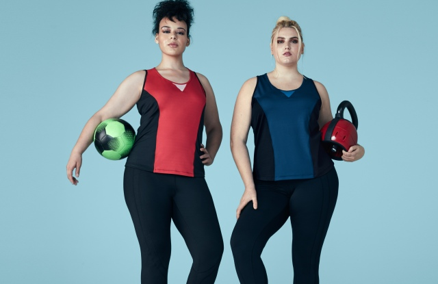 Universal Standard's new GAME activewear is performance-driven.
