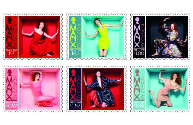 stamps Preen by Thornton Bregazzi