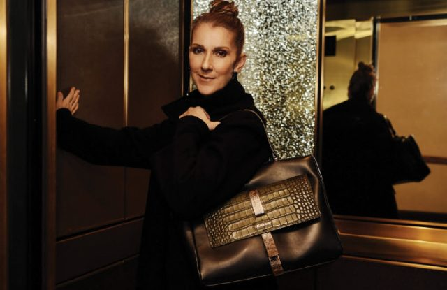 The Canadian singer has developed a line of bags and accessories.