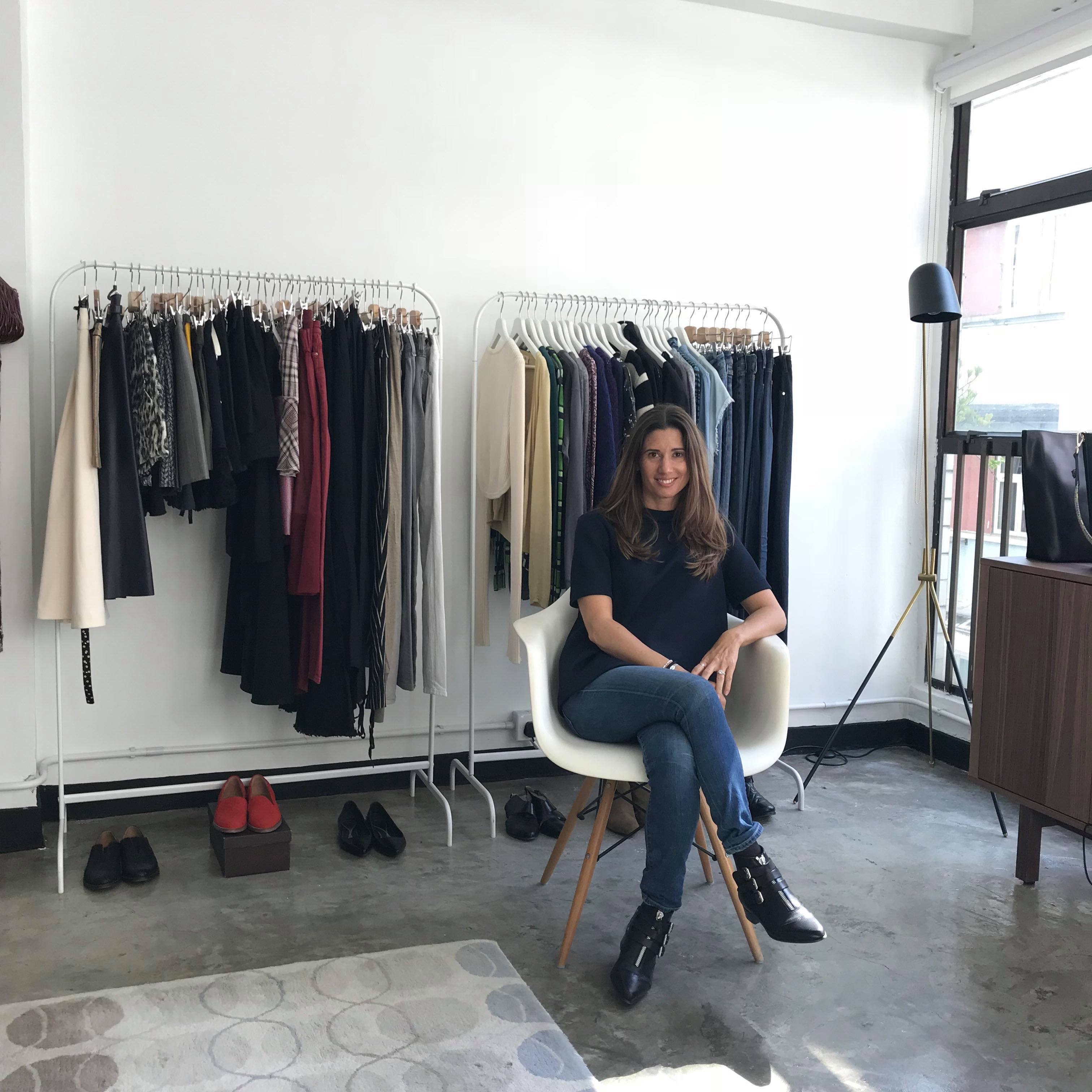 Label Chic founder Heloise Mendes curates her assortment to have a boutique feel.