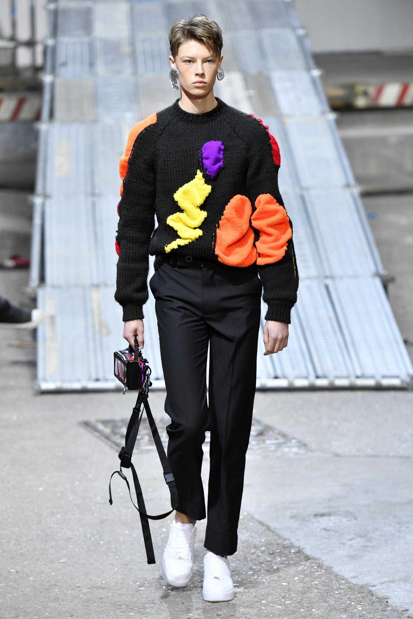 Angus Chiang Men's Fall 2018