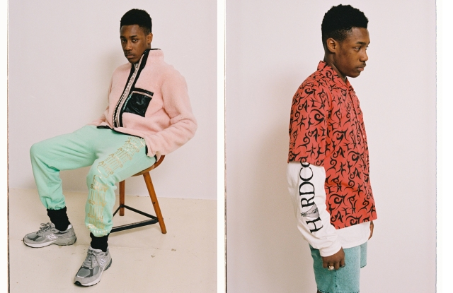 Looks from the Aries unisex collection