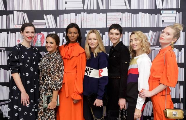Rebecca Hall, Laure Heriard Dubreuil, Liya Kebede, Julie de Libran, Laura Jones, Alexandra Golovanoff, Theodora Richards