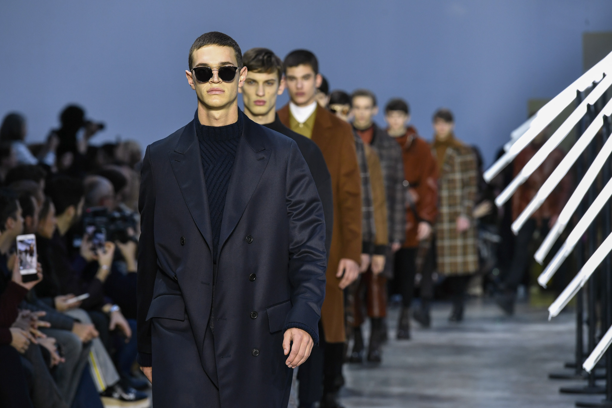 Cerruti 1881 Men's Fall 2018