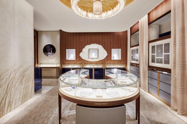 Chaumet store in Paris