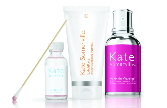 Kate Somerville's hero products