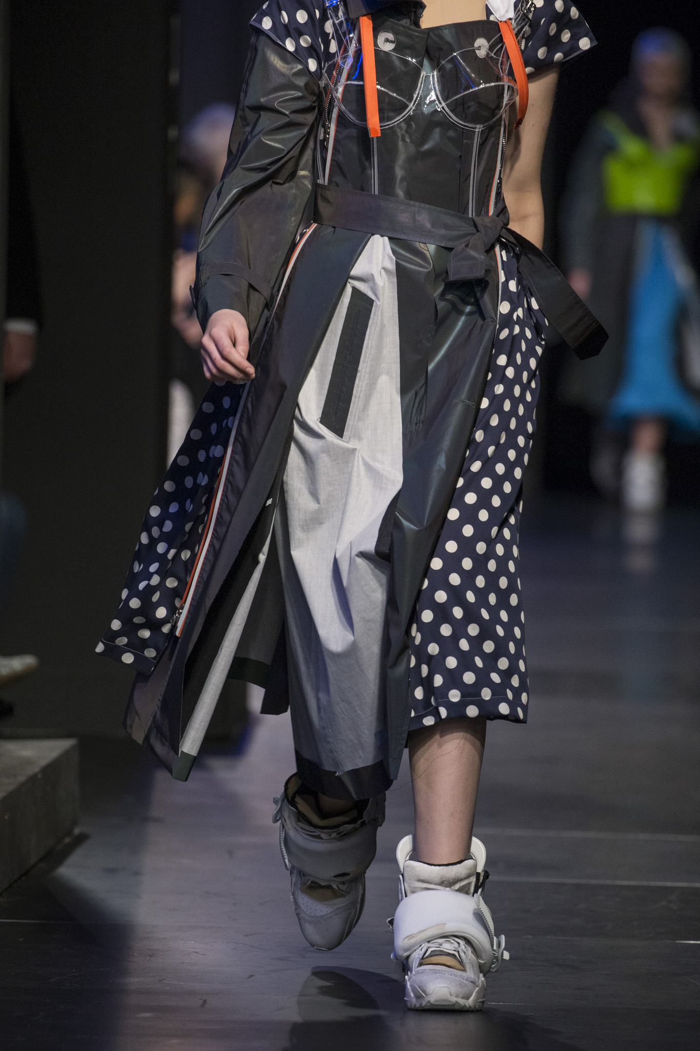 Details at Maison Margiela Couture Spring 2018