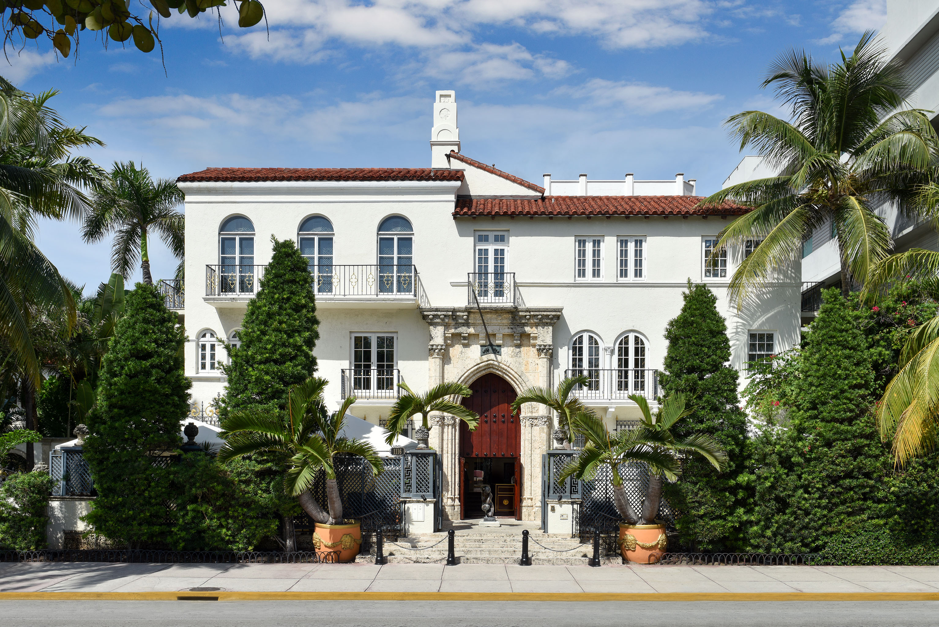 Gianni Versace's Former Miami Mansion Has A Starring Role in New Series