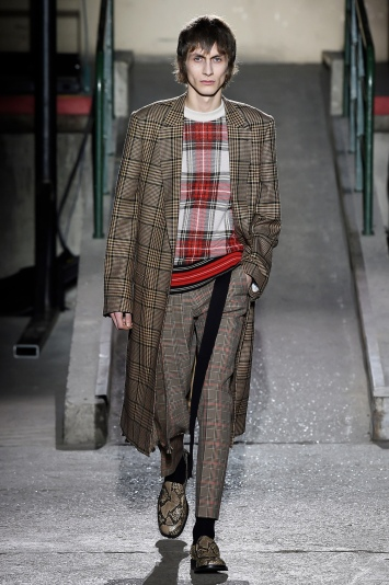 Dries Van Noten Mens Fall 2018