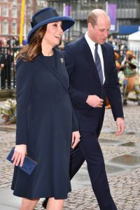 Catherine Duchess of Cambridge and Prince WilliamCommonwealth Day observance service, Westminster Abbey, London, UK - 12 Mar 2018