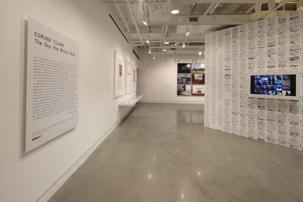 The installation.