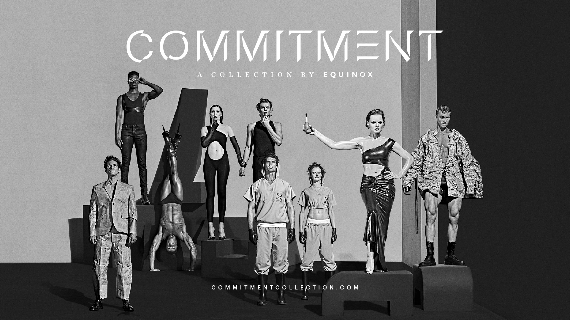Equinox unveiled its Commitment Collection last year.