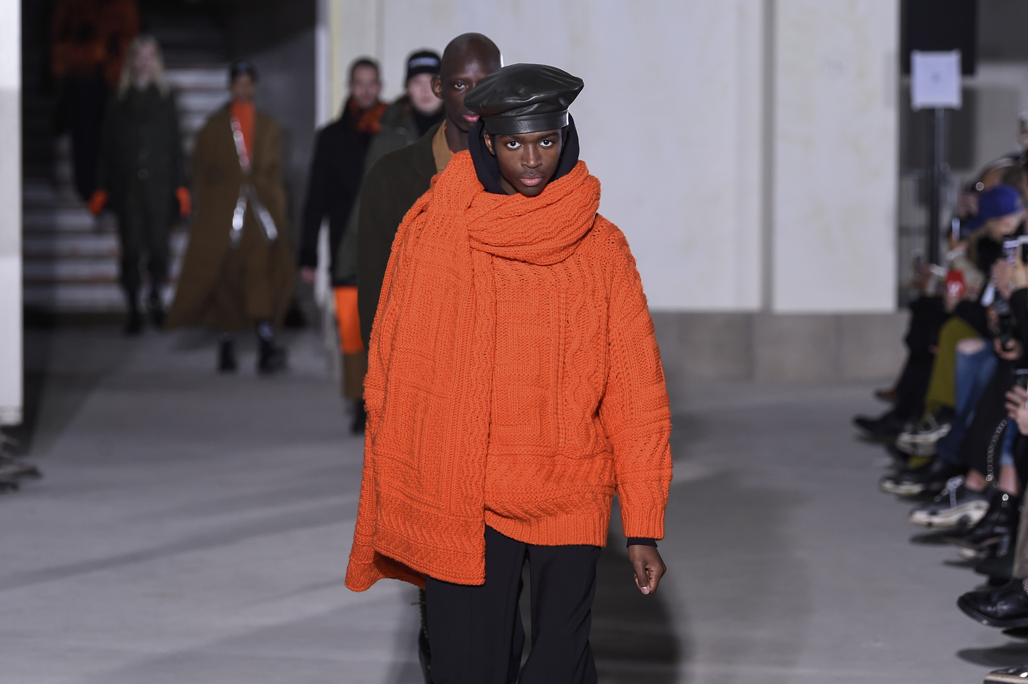 Etudes Men's Fall 2018