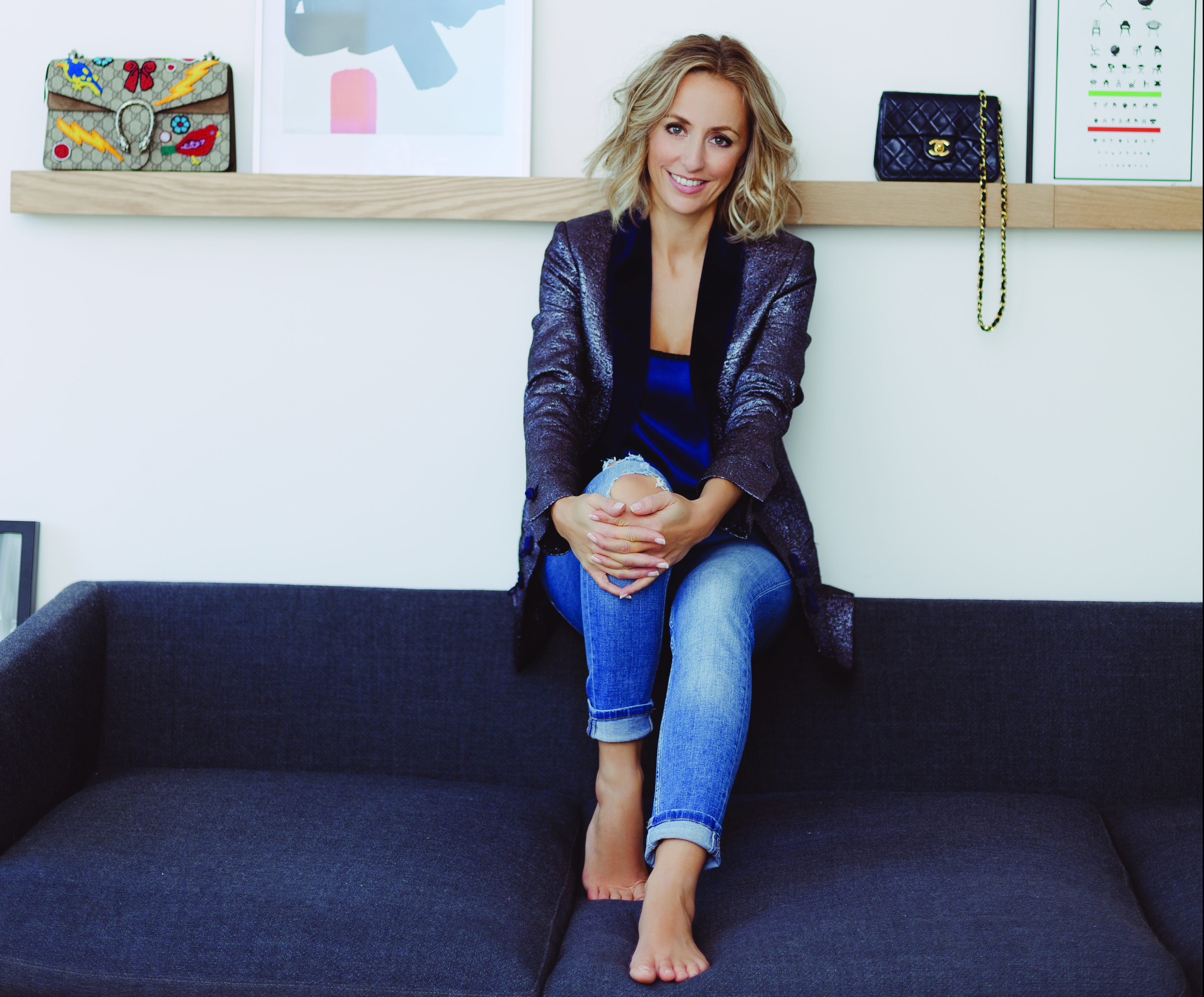 Fanny Moizant, Co-Founder of Vestiaire Collective