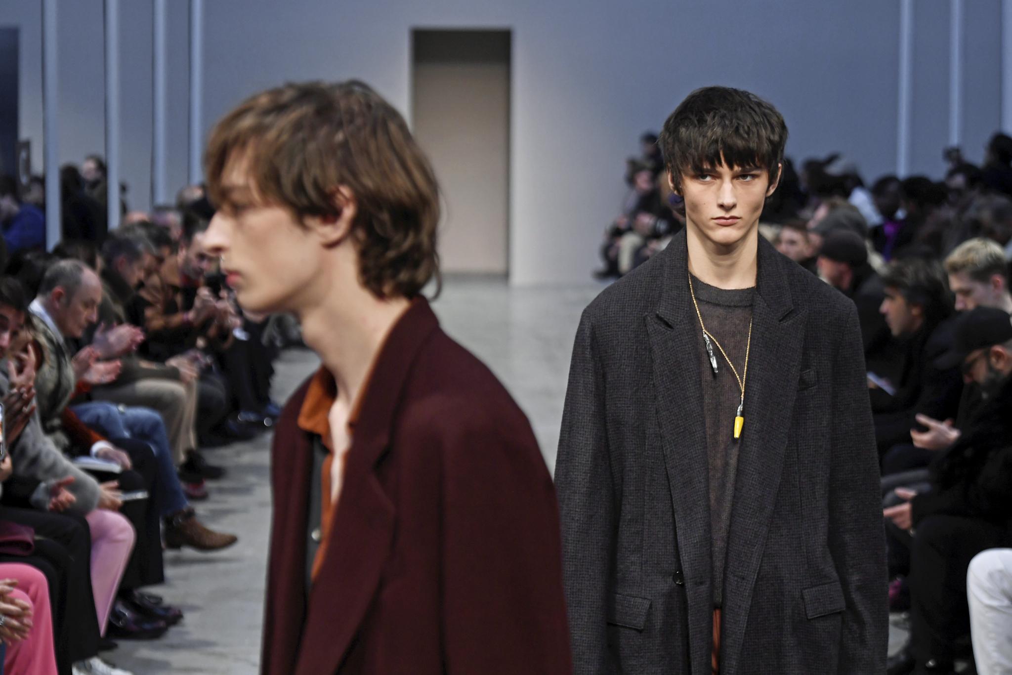 Federico Curradi Men's Fall 2018