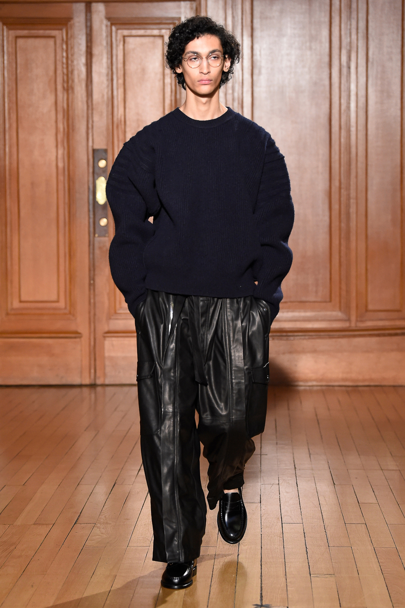 Hed Mayner Men's Fall 2018