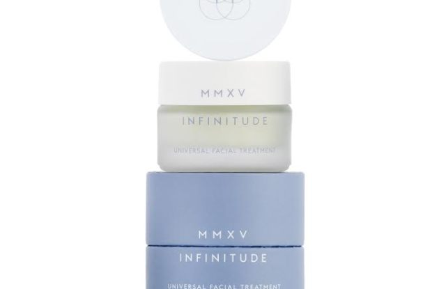 Infinitude is sold at Cos Bar and Bergdorf Goodman.