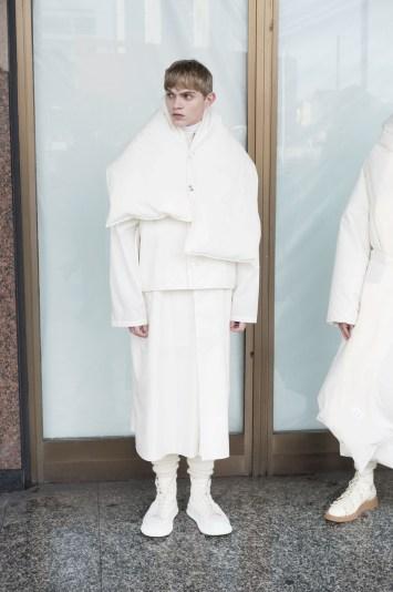 Jil Sander Men's Fall 2018