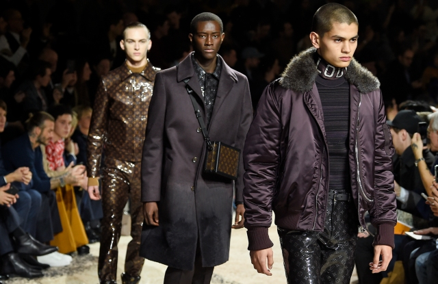 Louis Vuitton Men's Fall 2018
