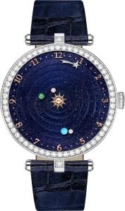 Van Cleef & Arpels Lady Arpels Planetarium
