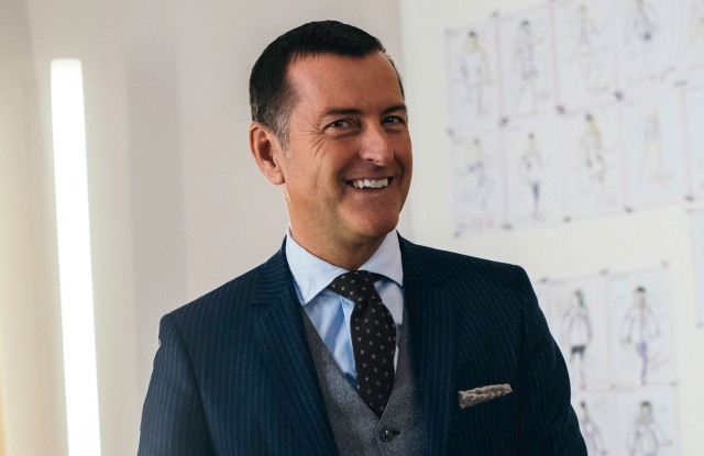 Pier Paolo Righi, ceo of Karl Lagerfeld.