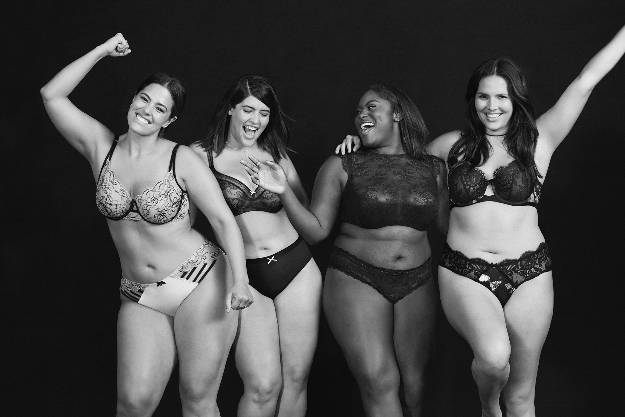 The demand for plus-size swimwear continues to grow.