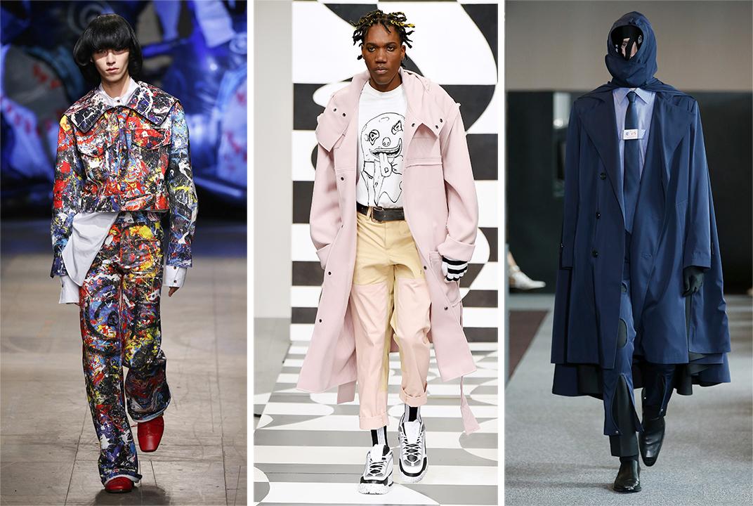 Buyers Tout London's Creativity, Innovation in Shorter Men's Showcase