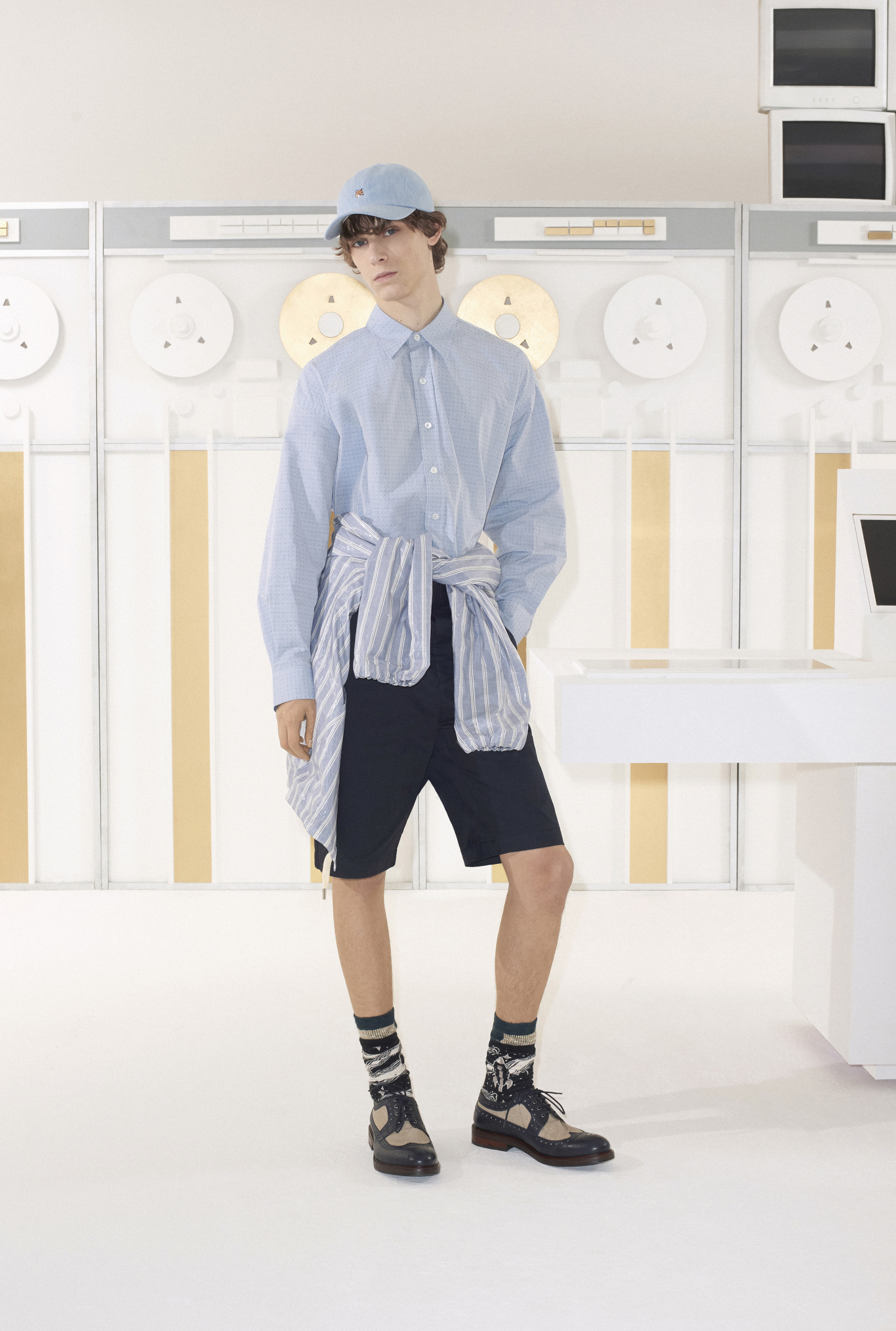 Maison Kitsuné Men's Fall 2018