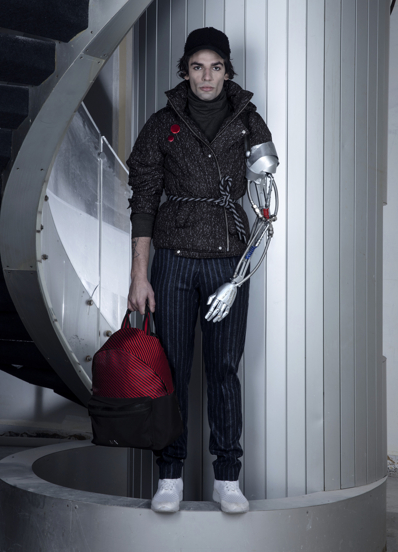M.X. Maxime Simoëns Men's Fall 2018