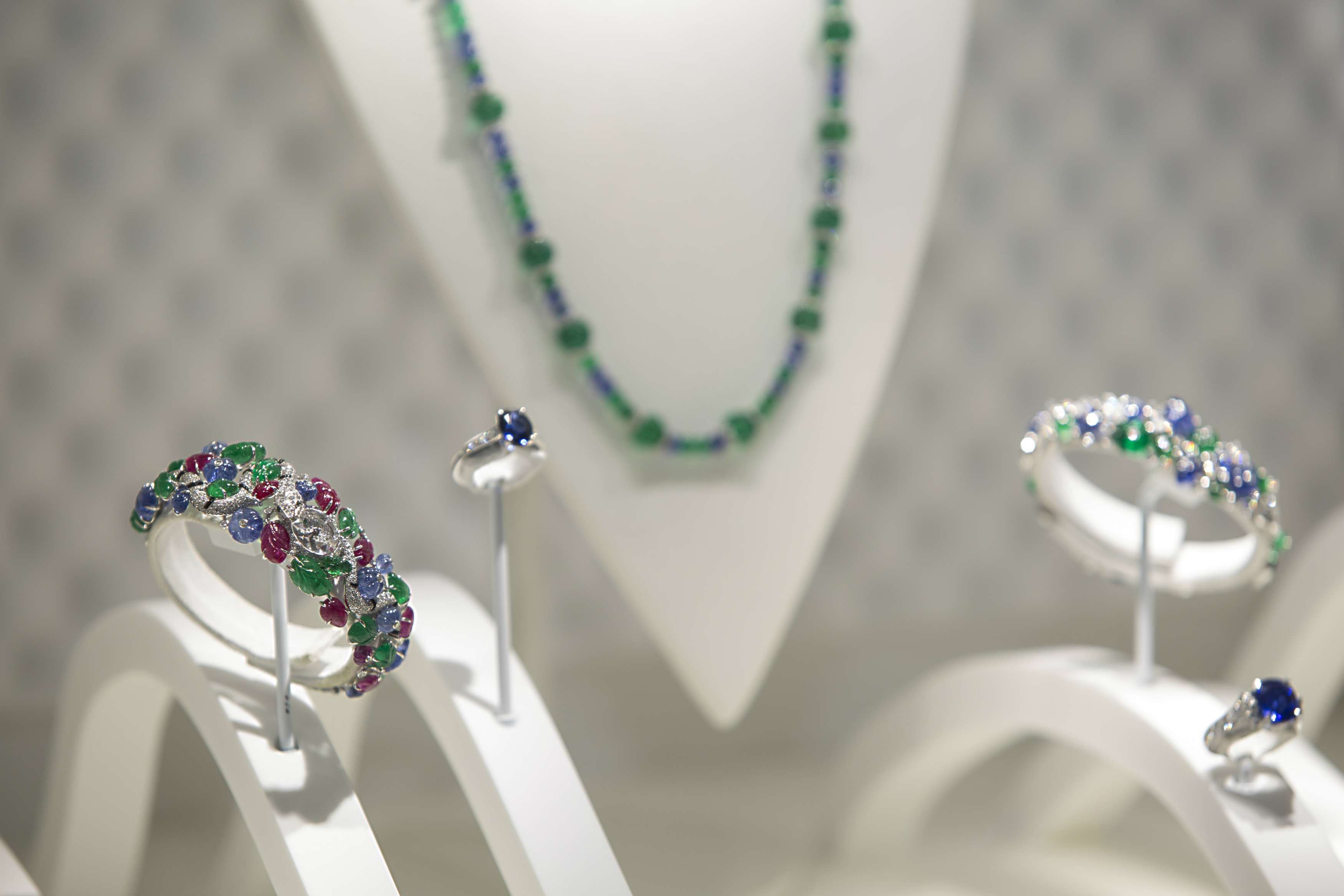 Richemont said that Cartier's Love and Juste Un Clou motifs were among the designs copied.