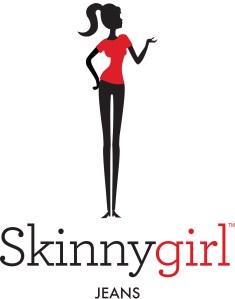 The Skinnygirl Jeans logo.