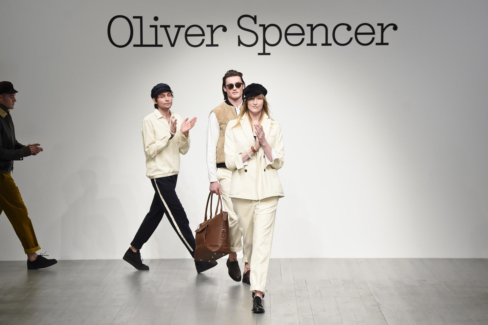 Oliver Spencer Men's Fall 2018