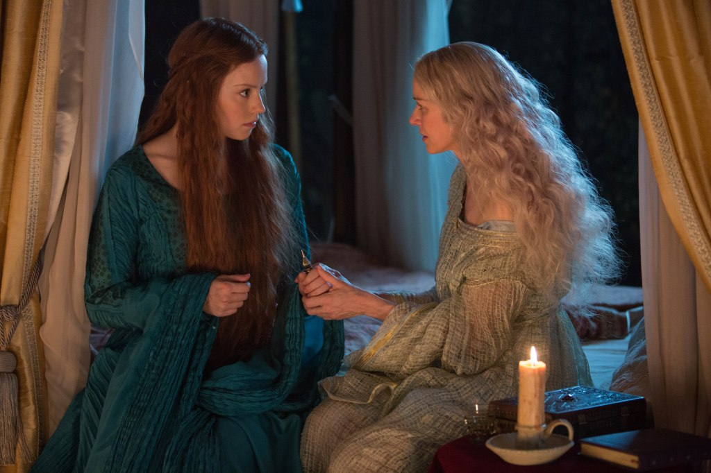 Daisy Ridley and Naomi Watts appear in Ophelia at the 2018 Sundance Film Festival