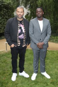 Jordan Peele and Daniel KaluuyaVariety's Creative Impact Awards and 10 Directors to watch Brunch, Palm Springs International Film Festival, USA - 03 Jan 2018
