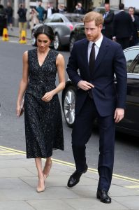 Prince Harry and Meghan MarkleStephen Lawrence Memorial, St Martin in the Fields, London, UK - 23 Apr 2018