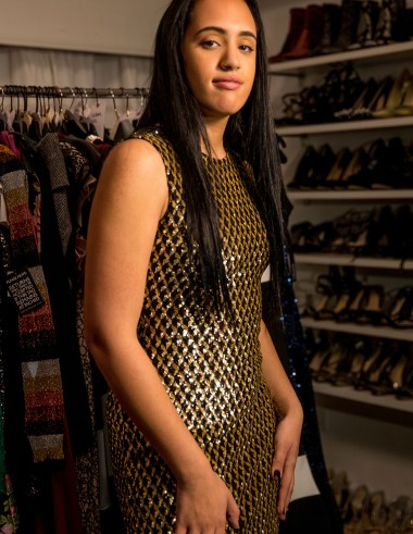 Simone Garcia Johnson on Her Golden Globe Ambassadorship