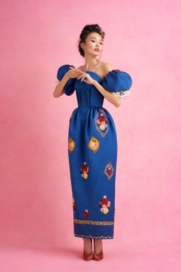 Ulyana Sergeenko Couture Spring 2018