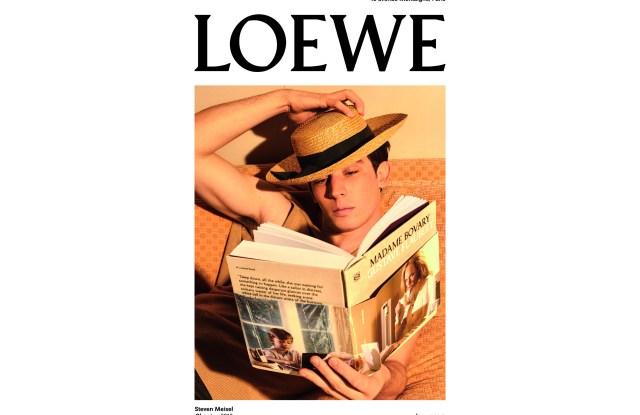 Loewe book publishing Steven Meisel