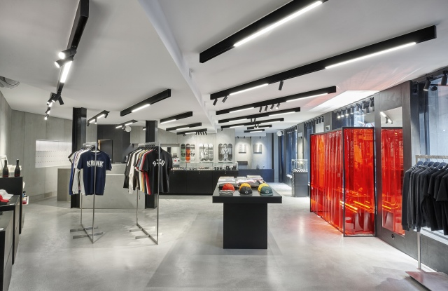 A view of Paris concept store Nous.